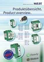 W.E.ST. Produktbroschüre 2017