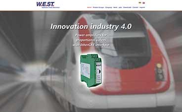 www.w-e-st.de relaunch 2017